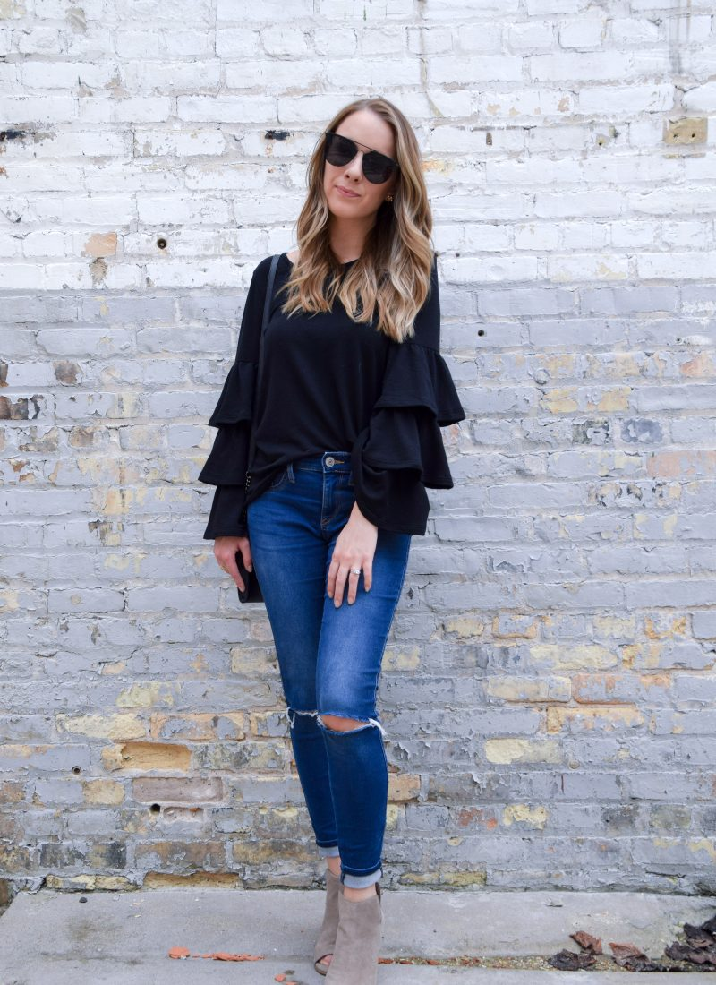 Statement Sleeves for Fall & Big Announcements!