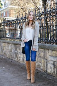 Fashion blogger Lauren Meyer of the Lo Meyer Blog | Life with Lo discusses 5 Easy Holiday Outfits For Any Occasion
