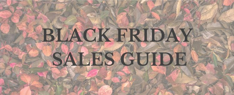 Lauren Meyer of the Lo Meyer Blog | Life with Lo Black Friday Sales Guide