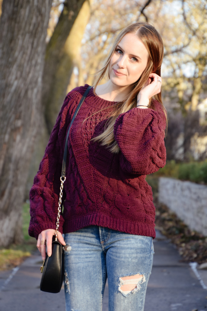 51ce9cf26dd Trend Alert  The Chenille Sweater You Need In Your Closet!