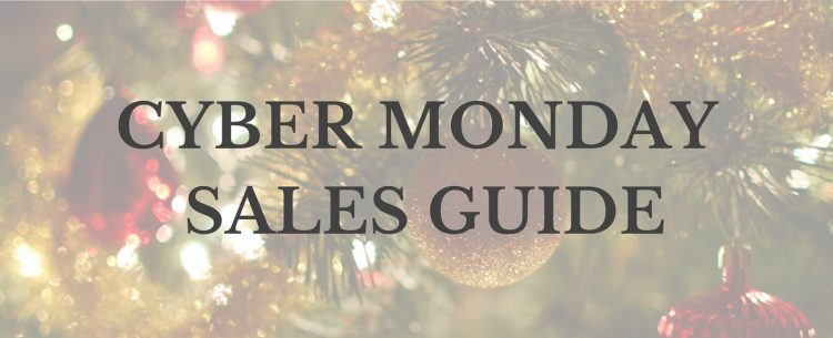 Lauren Meyer of the Lo Meyer Blog | Life with Lo Cyber Monday Sales Guide