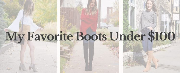 Boots under $100, Vince Camuto, Steve Madden, Sam Edelman, Lo Meyer, Favorite Boots, Fall Boots, Winter Boots, Cheap Boots, Budget Shoes, Trendy Boots