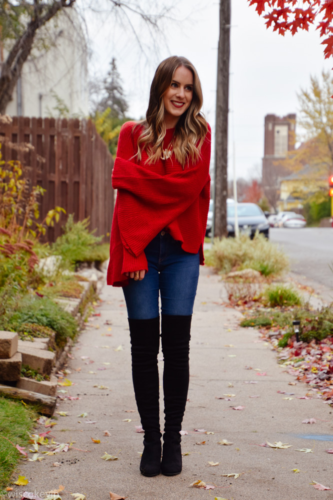 e94dfb2f7 holiday outfit, lomeyer, thanksgiving outfit, thanksgiving outfits,  bellsleeves, statement sleeves,