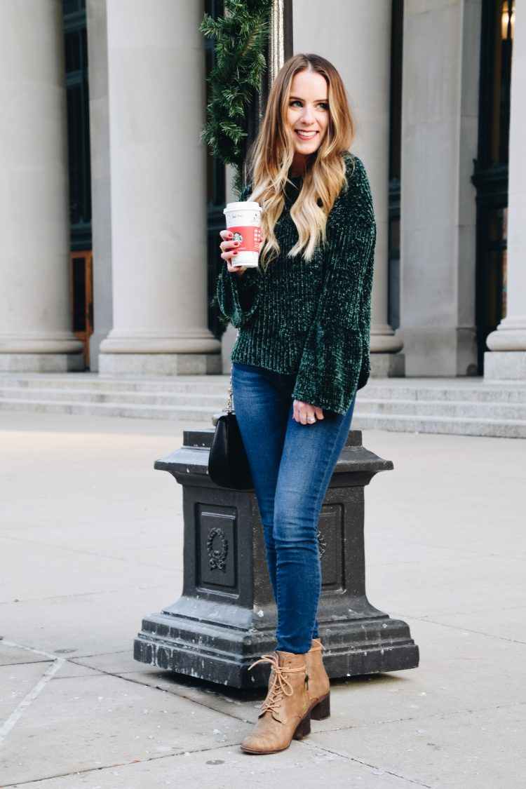 Fashion Blogger Lauren Meyer of the Lo Meyer Blog | Life with Lo discusses How & Where to Shop for Petite Denim