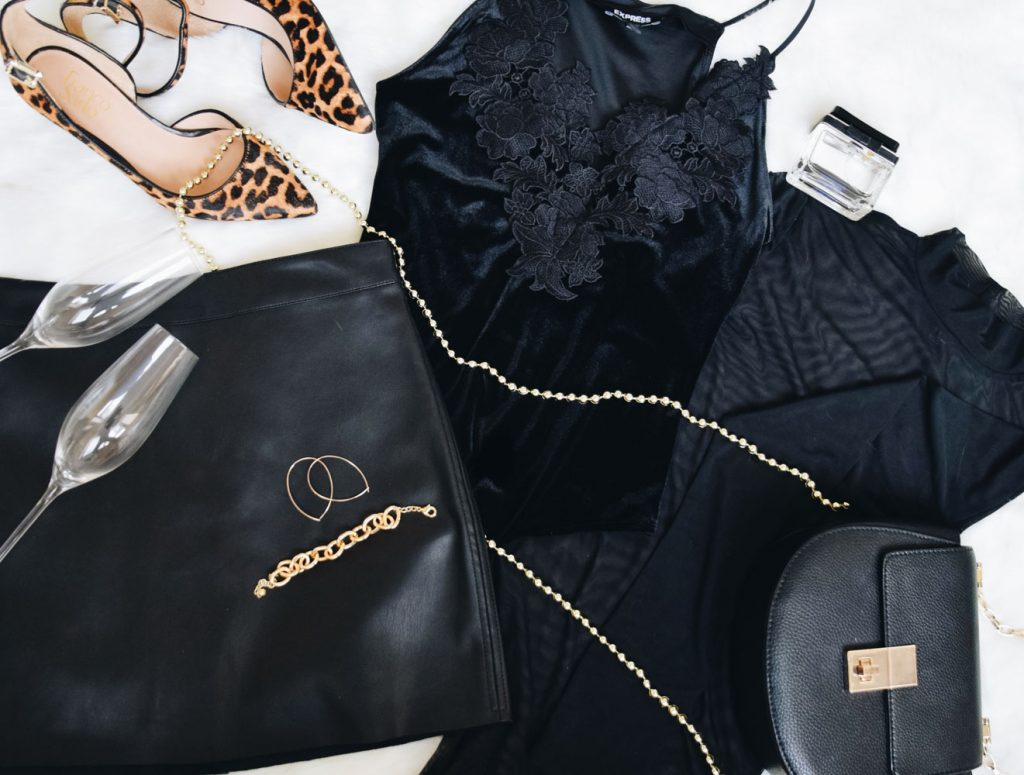 Fashion blogger Lauren Meyer of the Lo Meyer Blog   Life With Lo discusses the Best Bodysuits for New Year's Eve