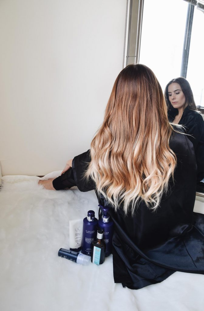 Beauty Blogger Lo Meyer share 5 Expert Tips for Gorgeous Healthy Hair | Beauty Hack