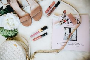Beauty Blogger Lauren Meyer shares 5The Best Pink & Nude Lipsticks on a Budget