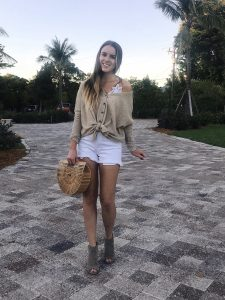 Blogger Lauren Meyer of the Lo Meyer Blog Shares a Sanibel Travel Guide & Outfit Roundup
