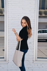 Beauty Blogger Lauren Meyer of the Lo Meyer Blog shares How to Care for Tape-In Hair Extensions; Hair Extension Care