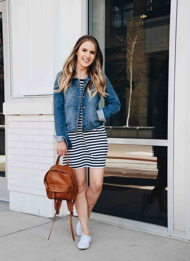 The Most Comfortable T-Shirt Dress & How to Style It