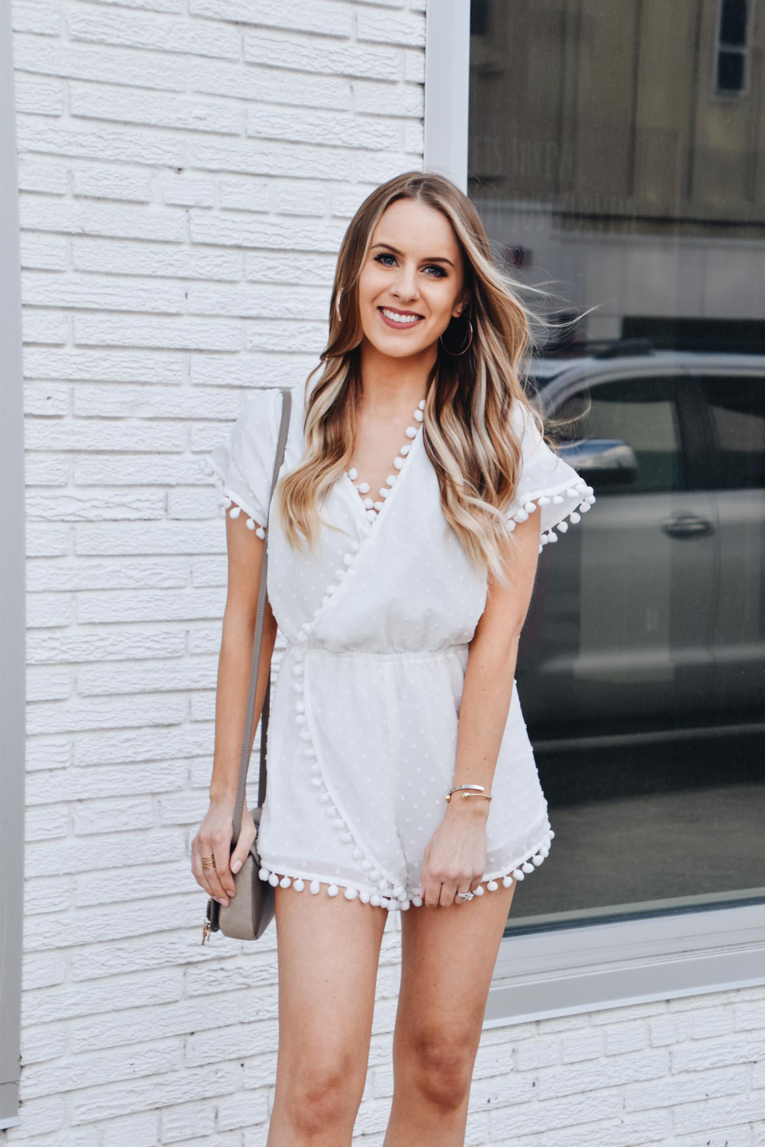 b381d79396c Fashion Blogger Lauren Meyer of The Lo Meyer blog shares 40+ Perfect Little  White Dresses