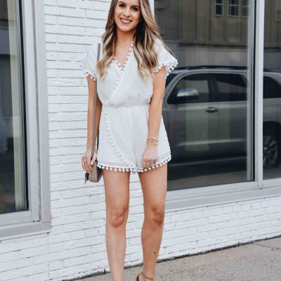 40+ Perfect Little White Dresses for the Bride to Be