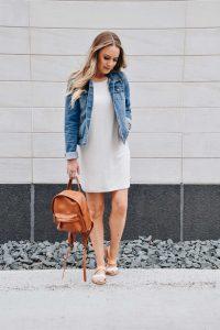 Style Blogger Lauren Meyer of the Lo Meyer Blog shares Her Favorite Casual Dress for Summer + Sales!