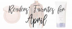 Fashion Blogger Lauren Meyer of the Lo Meyer Blog shares Reader's Favorites for April & Mothers Day Sales