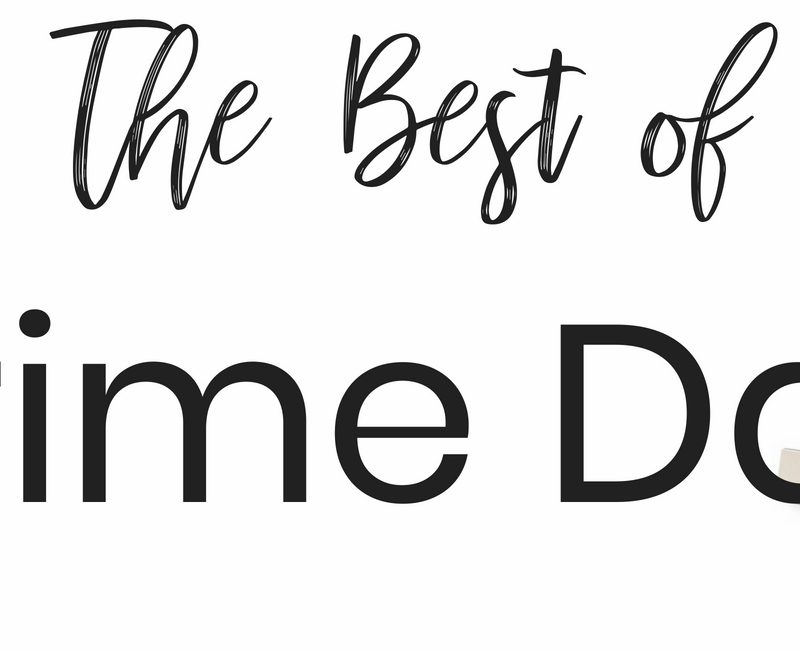 Popular Blogger Lauren Meyer of The Lo Meyer Blog shares Amazon Prime Day Top Picks