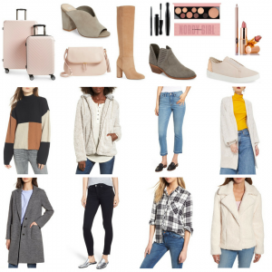 Popular Fashion Blogger Lauren Meyer of The Lo Meyer Blog shares her Nordstrom Anniversary Sale 2018 Guide