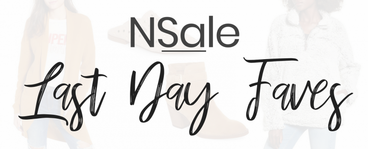 Popular Style Blogger Lauren Meyer of The Lo Meyer Blog shares her NSale Last Day Faves