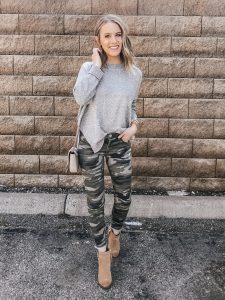 Popular Style Blogger Lauren Meyer of The Lo Meyer Blog shares Fall 2018 Trend Alert: Anything and Everything CAMO