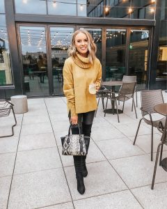 Popular Style blogger Lauren Meyer shares 5 Style Hacks Every Petite Should Know; Petite Style