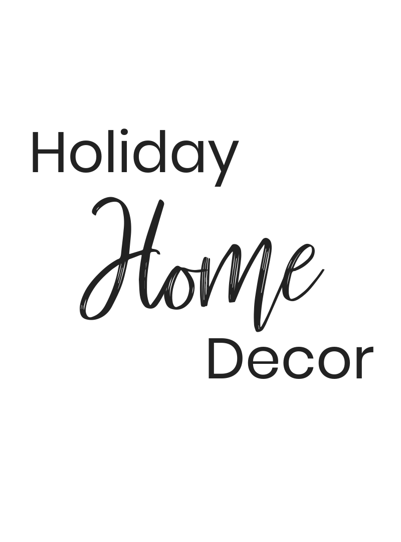 Popular Style Blogger Lauren Meyer of The Lo Meyer Blog shares Holiday Home Decor