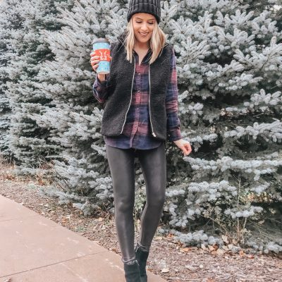 10+ Comfy & Chic Thanksgiving Outfits