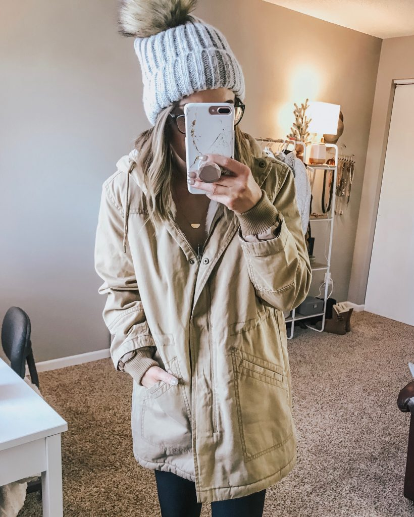Popular Style Blogger Lauren Meyer of The Lo Meyer Blog shares The Best Women's Winter Coats & Accessories for 2018