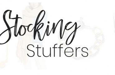 Gift Guide: 30+ Stocking Stuffers