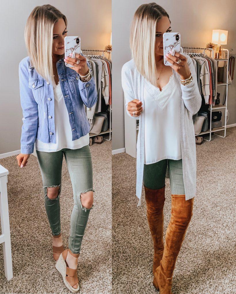 7b60d0564 February Instagram Roundup + Weekend Sales! Style Blogger Lauren Meyer  shares an Instagram Roundup +
