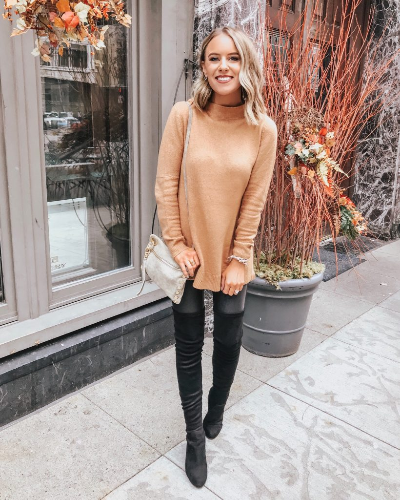 20 Ways To Style Faux Leather Leggings Lo Meyer
