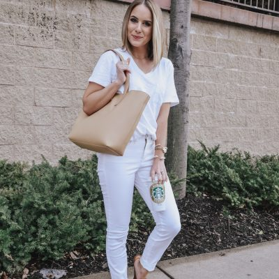 Affordable Spring Outfit with Walmart