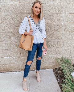 8 Must Have Affordable Spring Outfits! April Instagram Round Up Week 3 + Easter Weekend Sales! Style Blogger Lauren Meyer shares an Instagram Round Up + Weekend Sales!