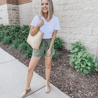 My Go To Casual Summer Outfit