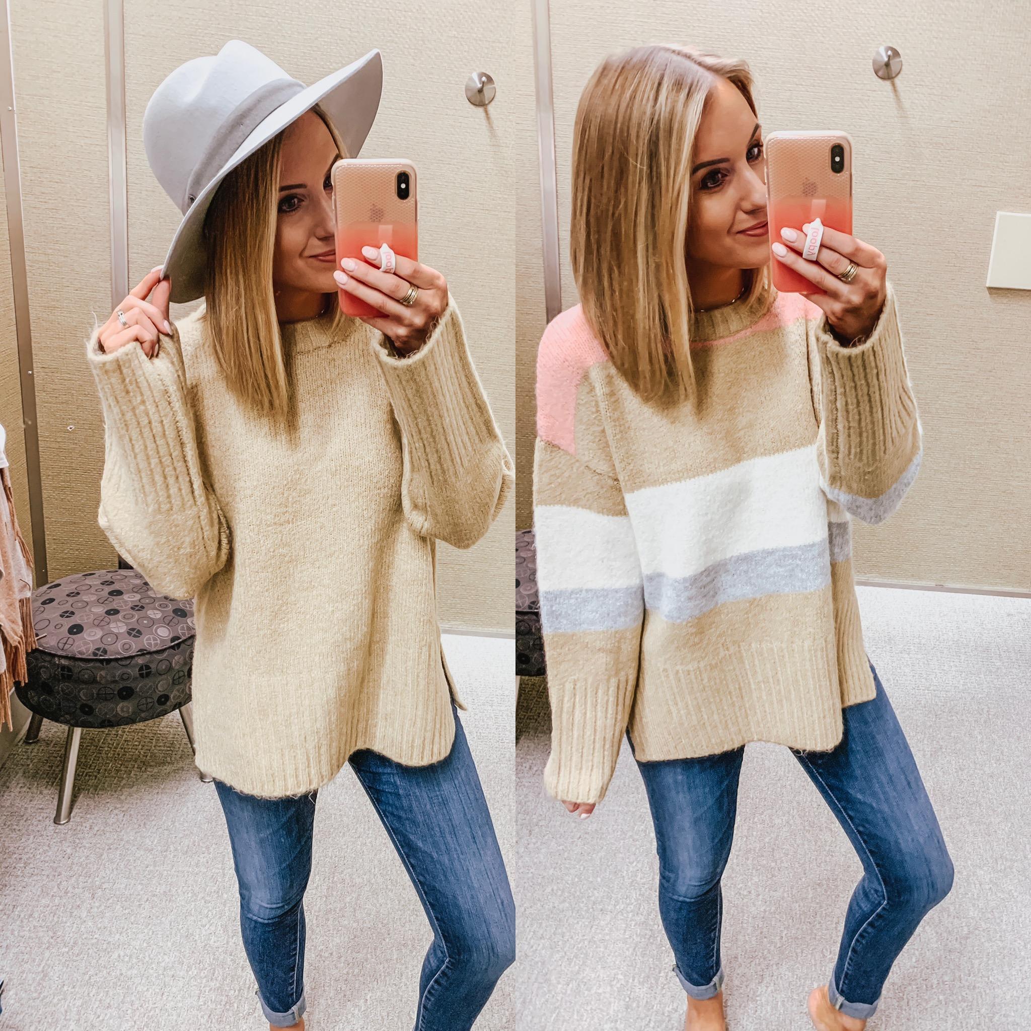 Nordstrom Anniversary Sale Dressing Room Try On! Style Blogger Lauren Meyer shares a Nordstrom Anniversary Sale Dressing Room Try On