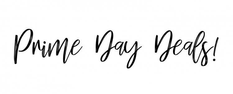 Amazon Prime Day Deals! Blogger Lauren Meyer shares the best Amazon Prime Day Deals!