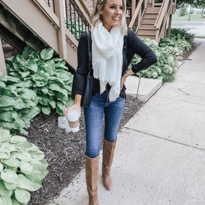 3 Trendy Ways to Style Fall Basics for Transition Season