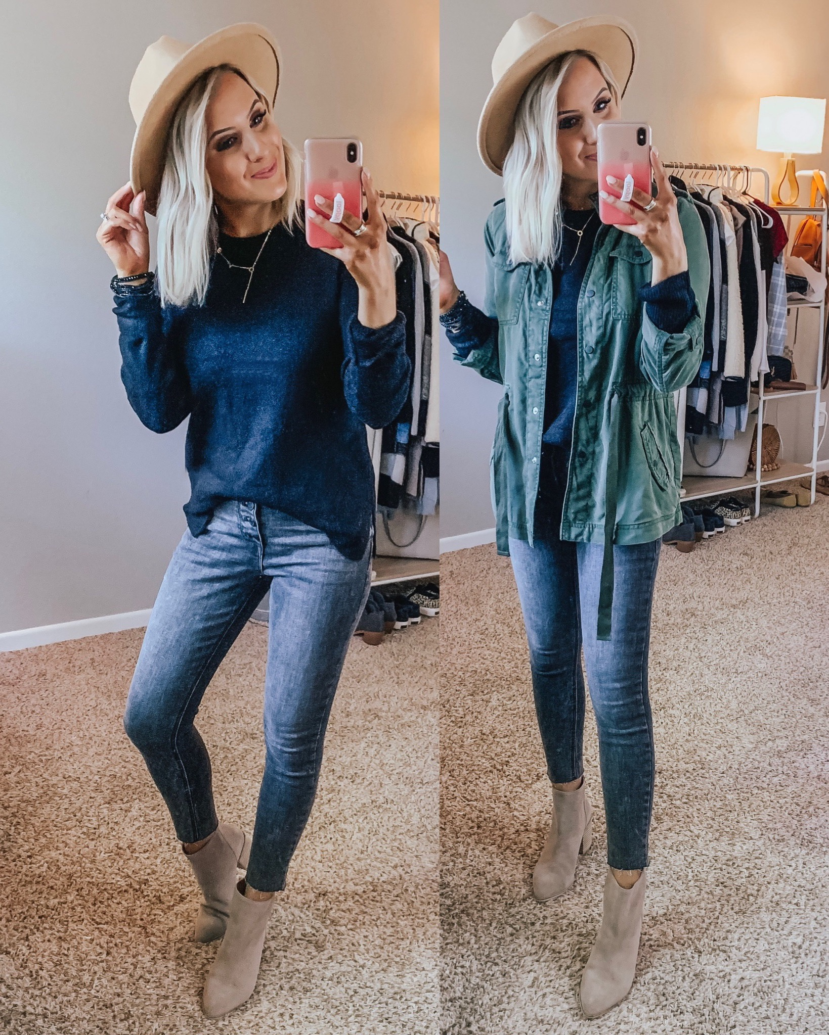 Labor Day Sales   Style Blogger Lauren Meyer shares Affordable Fall Outfits & Labor Day Sales