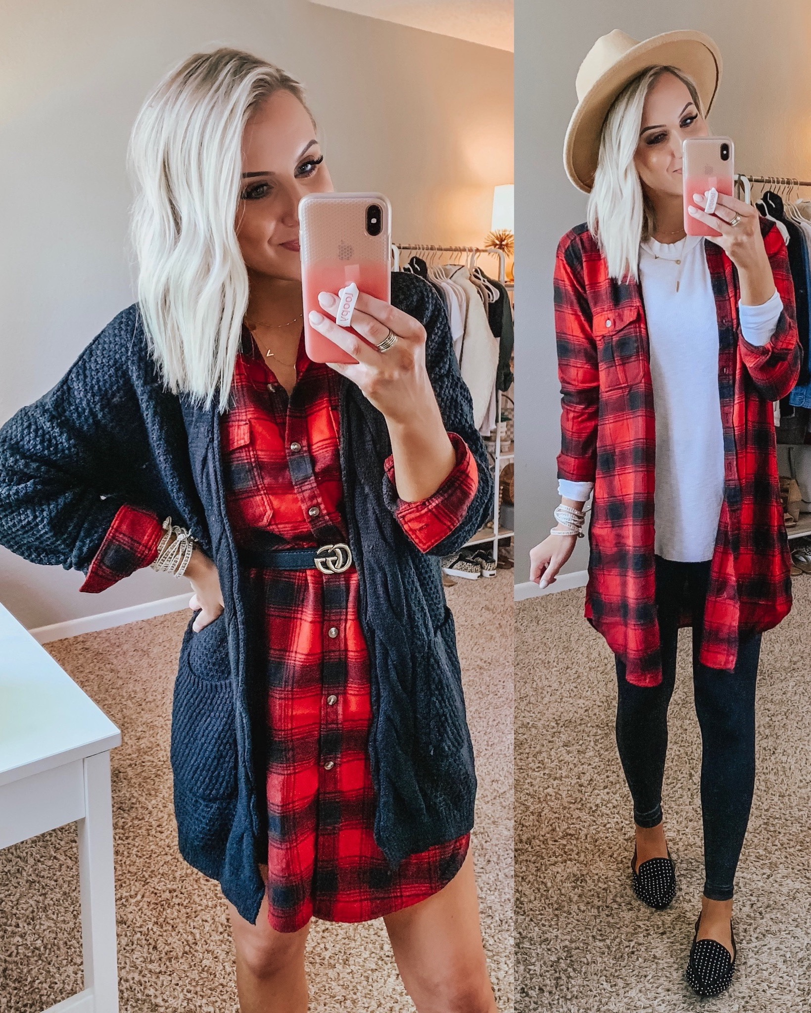Affordable Fall Transition Outfits   Style Blogger Lauren Meyer shares Affordable Fall Transition Casual Outfits