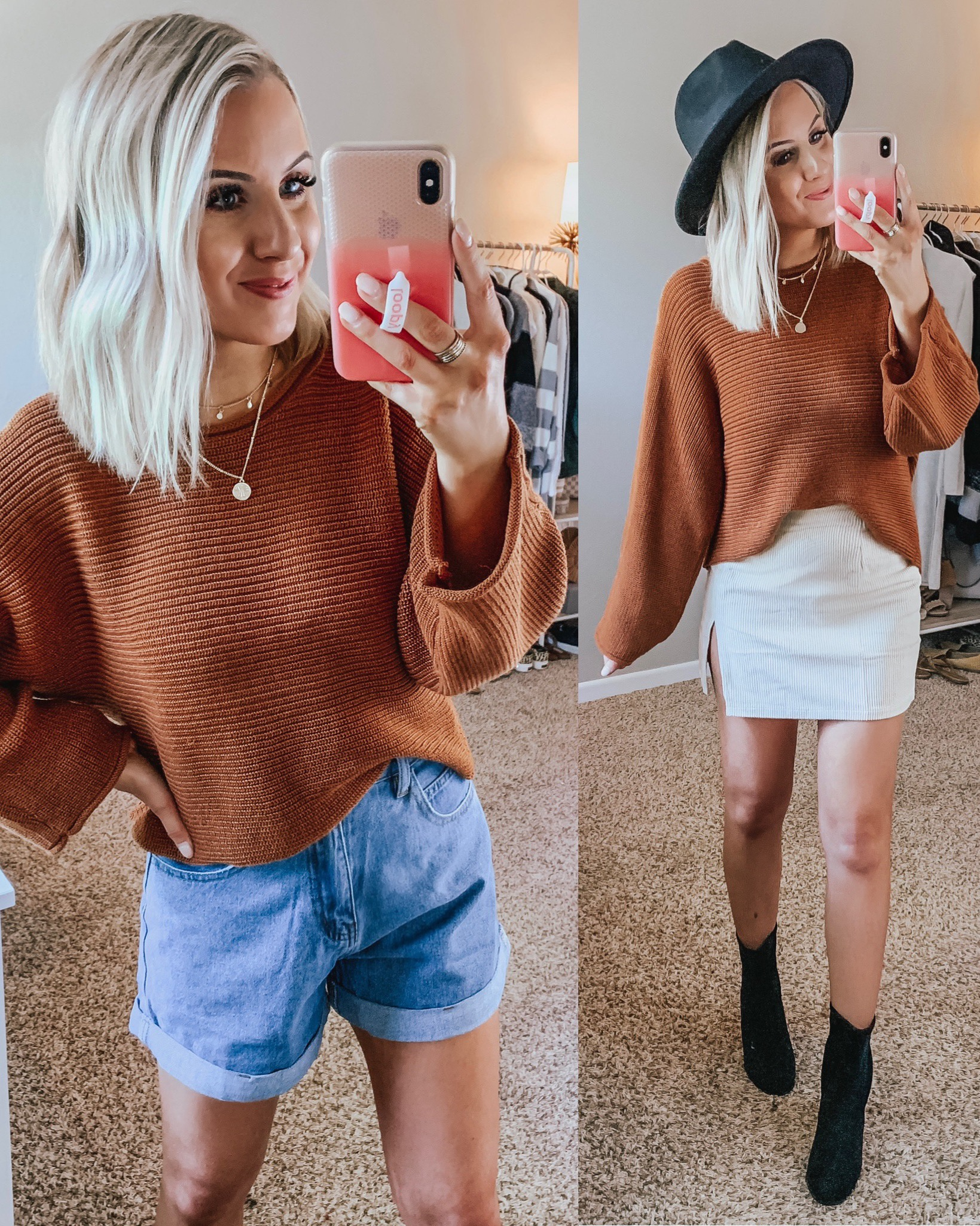 Affordable Outfits | Affordable Fall Transition Outfits | Style Blogger Lauren Meyer shares Affordable Outfits | Affordable Fall Transition Outfits
