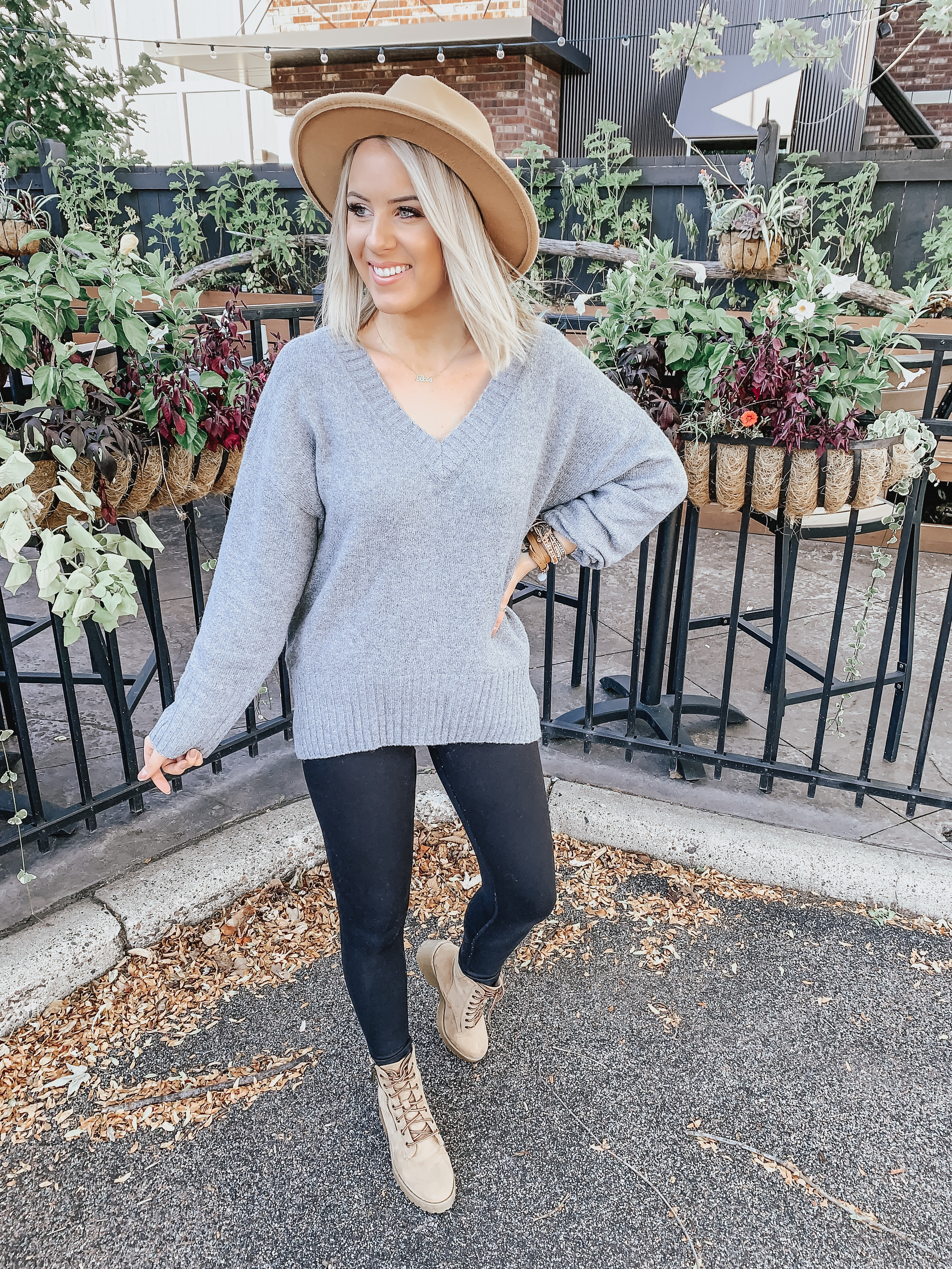 Fall Shoes from Walmart | Style Blogger Lauren Meyer shares her favorite fall shoes from Walmart!