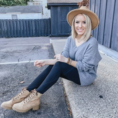 Favorite Fall Shoes from Walmart