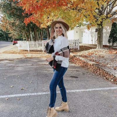 Cute Fall Sweaters under $30 from Walmart