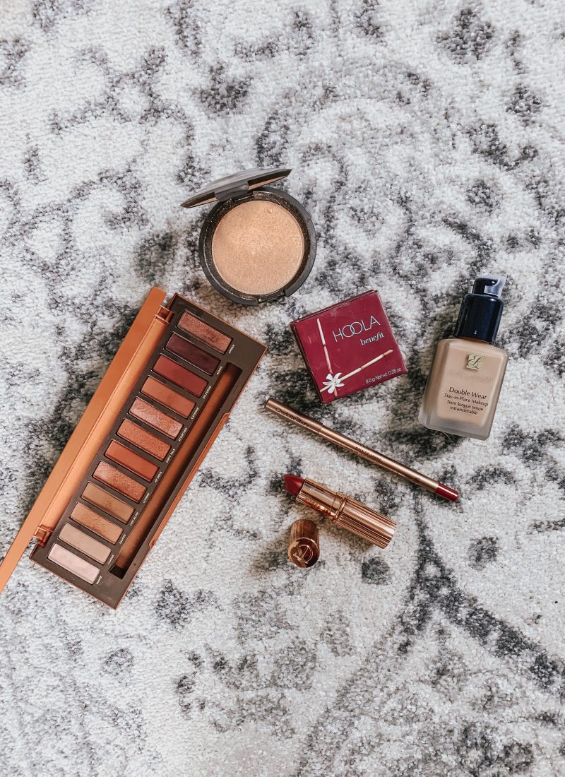 Fall Makeup from Nordstrom | Style Blogger Lauren Meyer shares her Fall Makeup Routine & New Lip Combo!