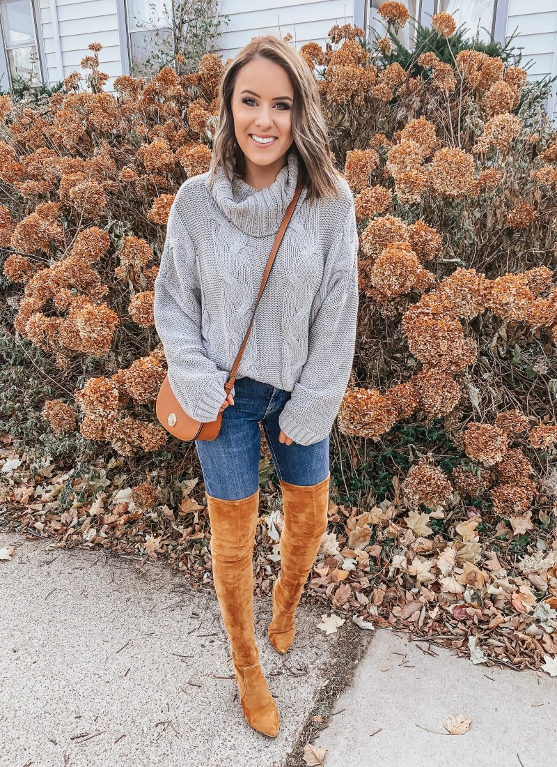Top 10 Thanksgiving Outfits | Style Blogger Lauren Meyer shares her Top 10 Thanksgiving Outfits