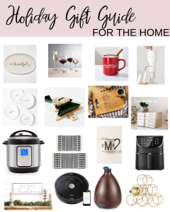 Holiday Gifts for the home | home gift guide | Christmas Gifts for home | Style Blogger Lauren Meyer shares Holiday Gifts for the home