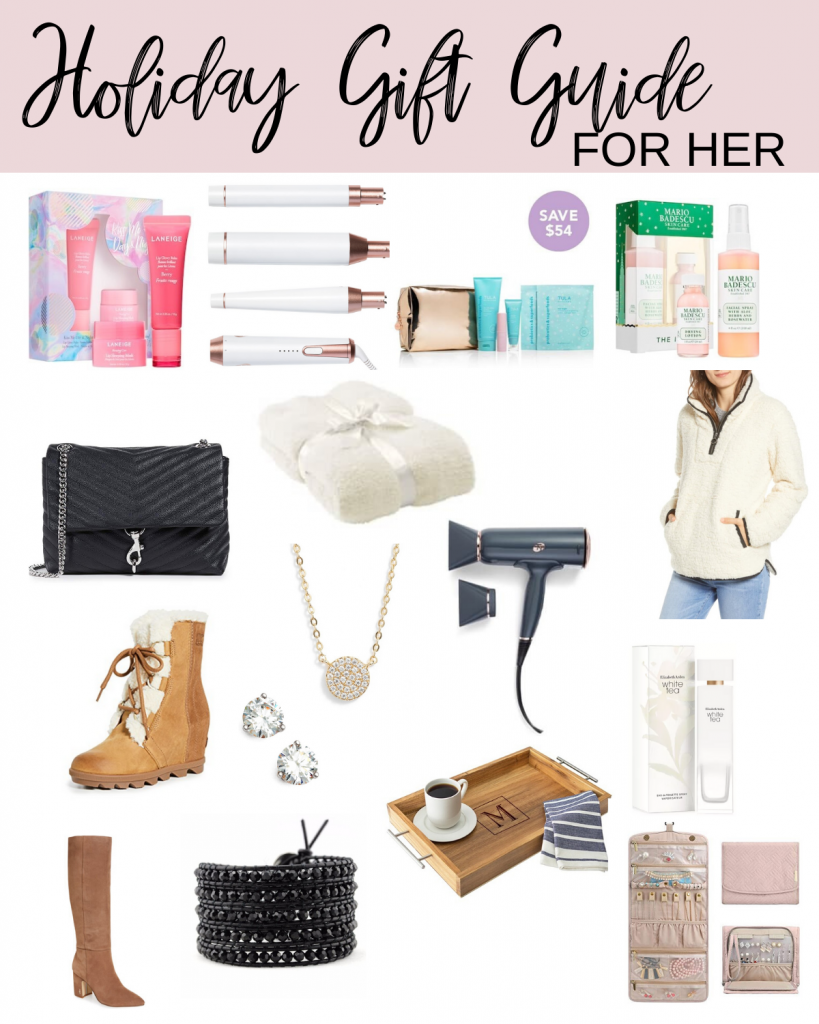 Holiday Gifts for Her | Gift Guide for Women | Christmas Gifts for Her | Style Blogger Lauren Meyer shares Holiday Gifts for Her