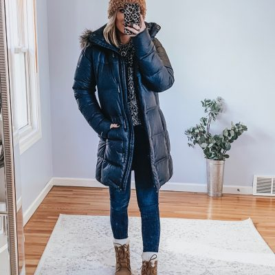 Affordable Winter Coats + Accessories
