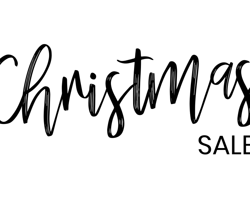 The Best Christmas Sales 2019