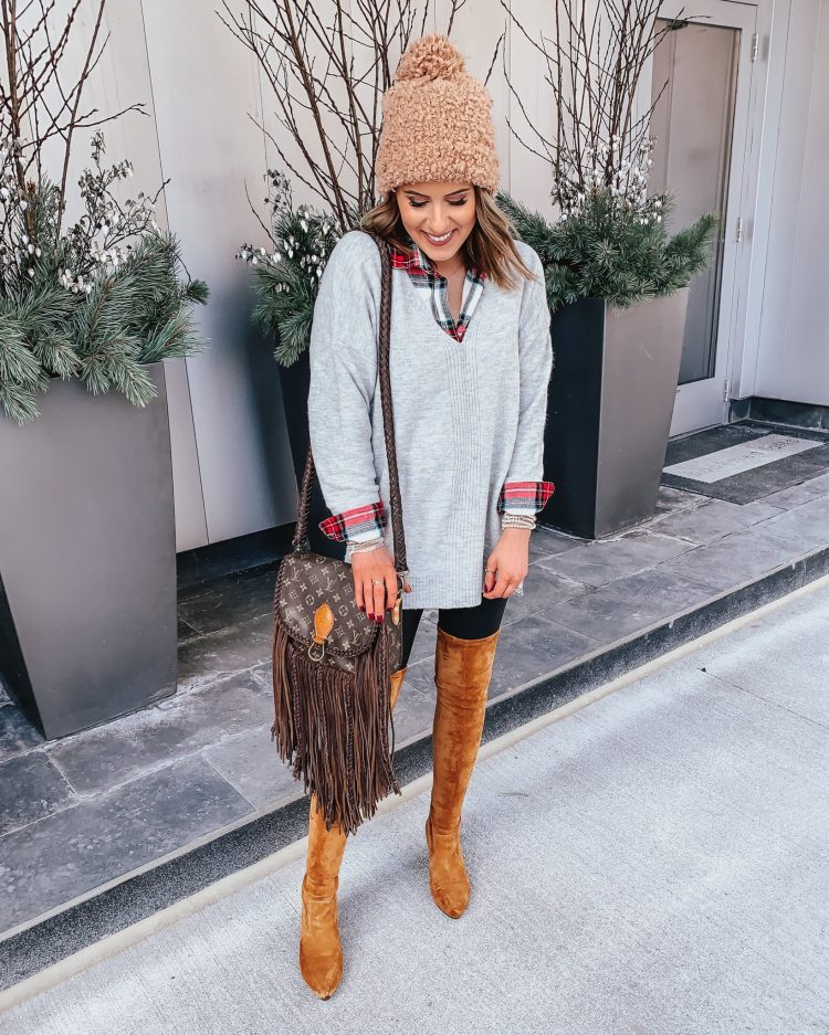 Affordable Winter Outfits + Weekend Sales | Style Blogger Lauren Meyer shares Affordable Winter Outfits + Weekend Sales