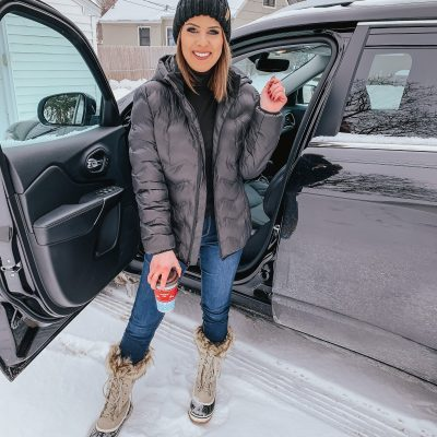 Affordable Winter Gear from Walmart
