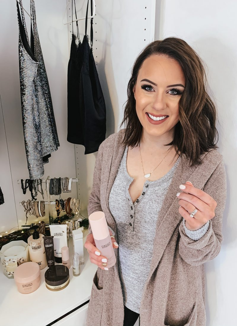 Favorite Colleen Rothschild Hair Products | Style Blogger Lauren Meyer shares Colleen Rothschild 20 off New Years Sale!